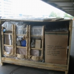 Platzsparende und schonende Verpackung für Übersiedlung nach USA